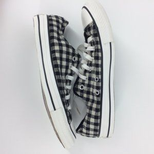Converse Chuck Taylor Low All Stars Plaid Gingham